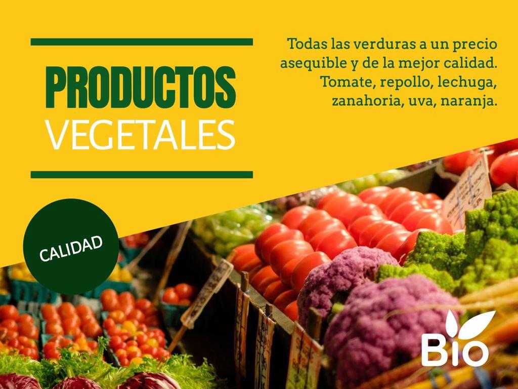 Marketing y diseños para fruterías y verdulerías