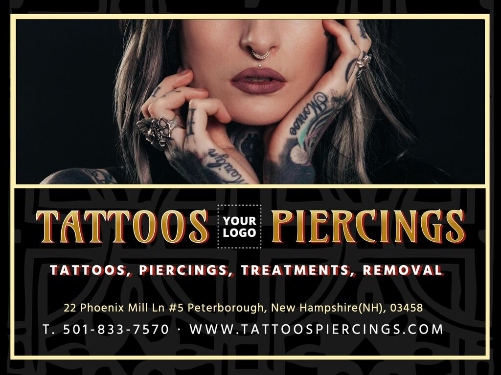 Marketing guide to promote tattoo and piercing studios