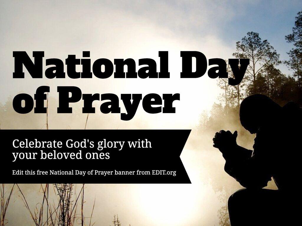 Edit a National Day of Prayer design