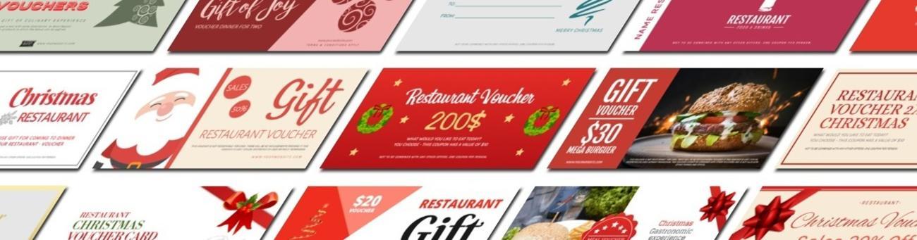 Cómo crear tarjetas de regalo online