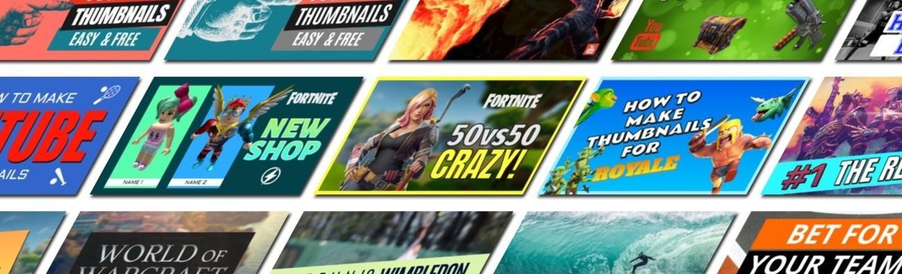 Customize your thumbnail