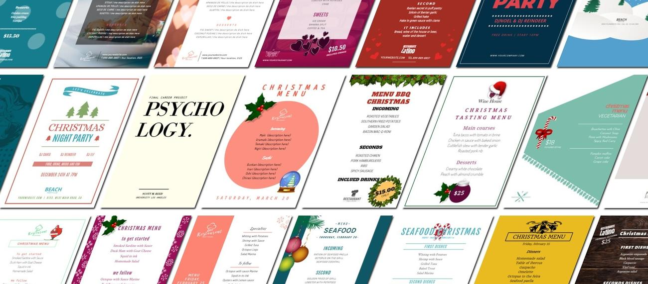 Flyers templates, free flyer online editor