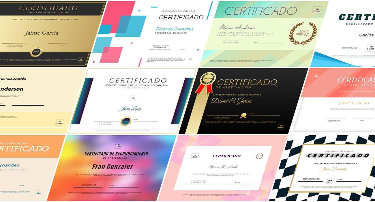 Criar meu diploma ou certificado